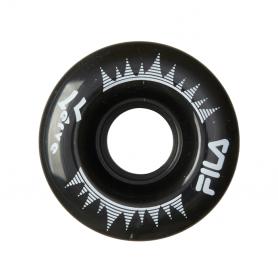 Fila Roller wheel 58mm Black-White (confezione 4 ruote)