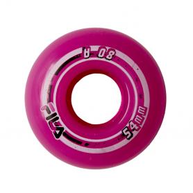 Fila Roller wheel 54mm Pink (confezione 4 ruote)