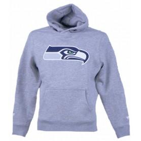Fanatics Felpa con cappuccio Seattle Seahawks Grey