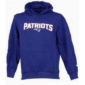 Fanatics Felpa con cappuccio New England Patriots