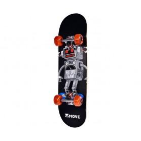 "Skateboard JUNIOR ""Robot"" Move"