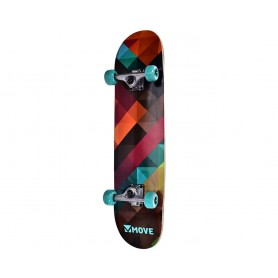 "Skateboard SENIOR ""Cube"" Move"