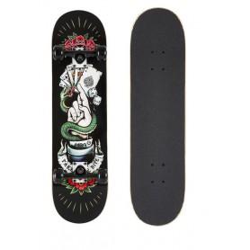 "Skateboard SENIOR ""TYB Black"" Area"