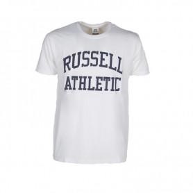 Russell Athletic AL-S/S CREWNECK TEE SHIRT (001-UW)