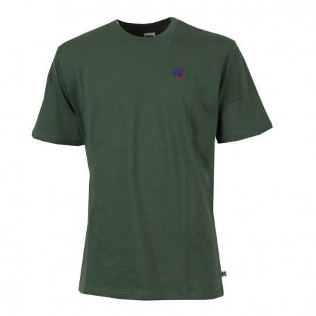 """Russell Athletic Eagle """"R"""" Baseliners T-Shirt - Verde (263-PI)"""