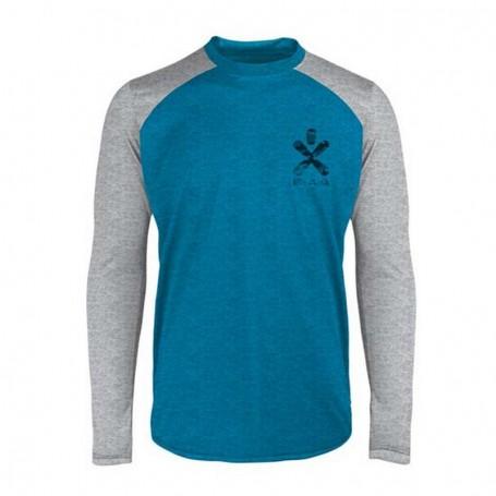 Bula t-shirt uomo Pacific Merino Wool Crew DSKY
