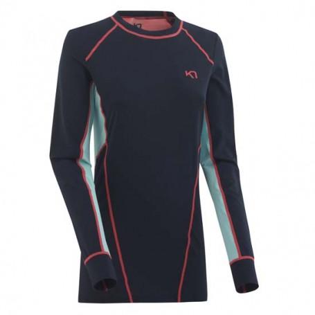 Kari Traa T-shirt M/L SVALA LS (SURF)