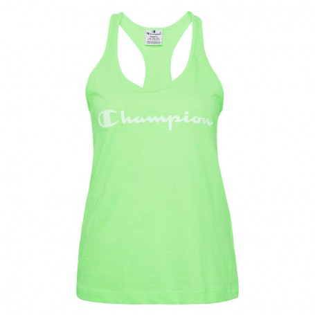Champion LEGACY Tank S/S jersey W American Classic Verde (GS047)