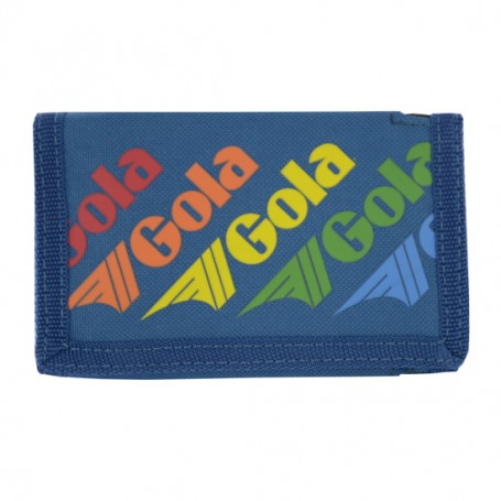Portafoglio Gola Big Coppola Selectra CUB173 Deep Sea (Blue/Multi) Multicolore