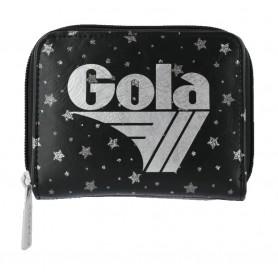 Portafoglio Gola Davis Constellation CUC214 (Black/Silver) Nero/Silver