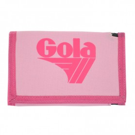 Portafoglio Gola Big Coppola Selectra CUB173 (Pastel Pink/Hot Pink) Rosa/Rosa