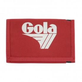 Portafoglio Gola Big Coppola Selectra CUB173 ( Red/White ) Rosso-Bianco