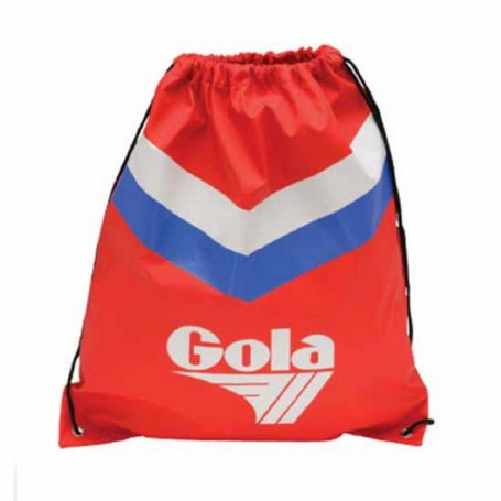Sacca Gola Hicks Chevron CUC177 (Red/Reflex Blue/White) Rosso/Blu Royal/Bianco