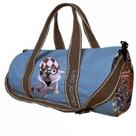 Borsone Teo Jasmin ROLL BAG 47*25 CM 628/TEOHIPHOP DENIM