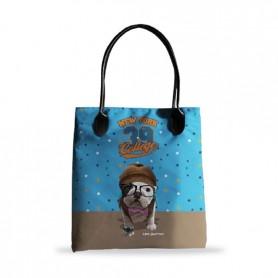 Sacchetto Teo Jasmin diritto STRAIGHT BAG 35*30*5 CM 633/TEOCOLLEGE MOSS