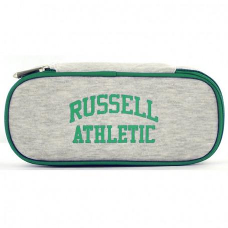 Porta penne A5-393-2 Russell Athletics Felpato Grigio Verde