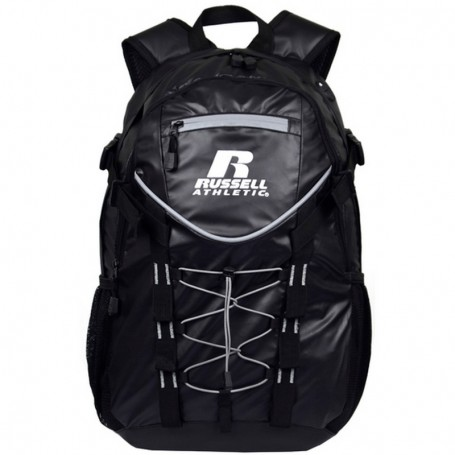 Zaino Scuola A6-329- Back-Pack Russell Athletic Nero
