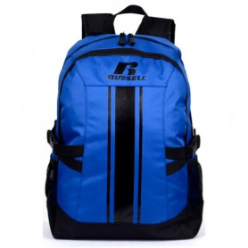 Zaino Scuola A6-384-2 Russell Athletic Back-pack 161-RY Blu/Nero