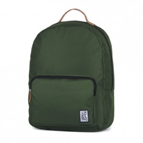 The Pack Society Zaino classic backpack solid Verde