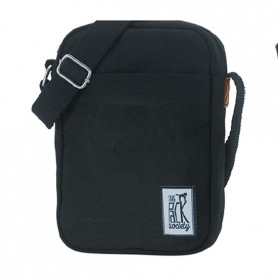 The Pack Society tracolla small shoulder bag solid Nero