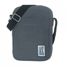 The Pack Society tracolla small shoulder bag solid Grigio